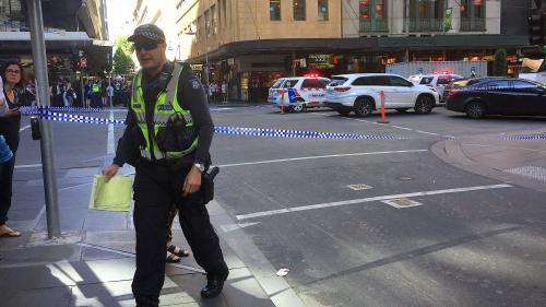 DIRECT. Australie : une voiture fauche des piétons à Melbourne, faisant au moins 12 blessés