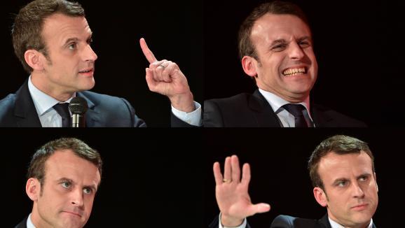 Macron à Chambord, un site royal pour un anniversaire présidentiel