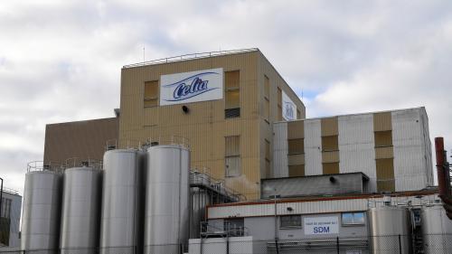 Lait infantile : Lactalis retire 720 lots supplémentaires de produits pour risque de contamination à la salmonelle