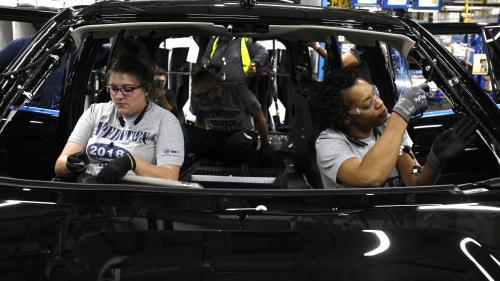 Le patron de Ford présente des excuses après des révélations de harcèlement sexuel dans ses usines