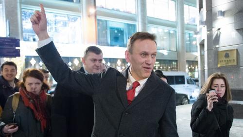 Présidentielle en Russie : la Commission électorale dit niet à Alexeï Navalny, qui est banni du scrutin