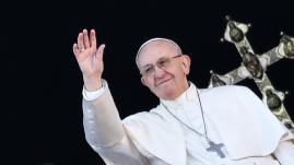 Pape François : l'avion, un lieu de confidence pour le Saint Père