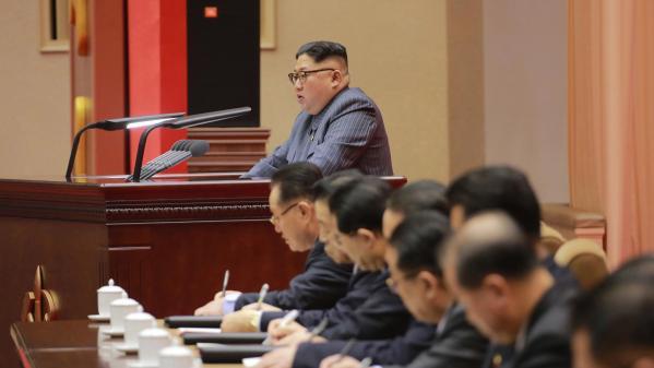 nouvel ordre mondial | Corée du Nord : les vœux menaçants de Kim Jong-un