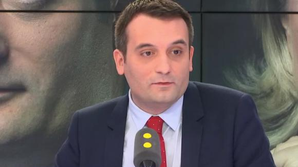 Florian Philippot estime que le FN est son