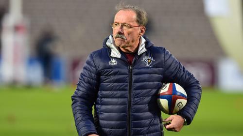 Rugby : trois questions sur la nomination de Jacques Brunel à la tête du XV de France