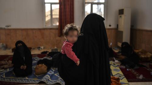 INFO FRANCE INTER. Trois enfants de jihadistes français récemment rapatriés d'Irak