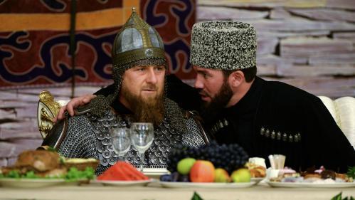 Instagram et Facebook suspendent les comptes du président tchétchène, Ramzan Kadyrov
