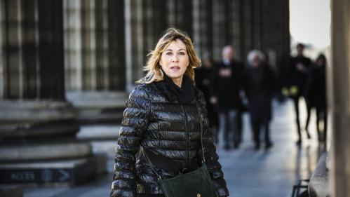 Mathilde Seigner interpellée après un accident de voiture en plein Paris avec trois grammes d'alcool par litre de sang