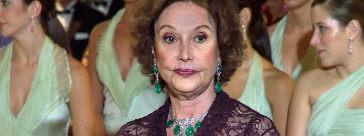 Carmen Franco, fille unique du dictateur espagnol, est morte à 91 ans