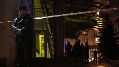 Russie : l'Etat islamique revendique l'explosion dans un supermarché à Saint-Pétersbourg