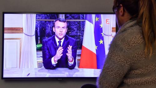 """Vœux d'Emmanuel Macron : """"Il avait à cœur de corriger son image de président des riches"""""""