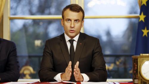 DIRECT. Regardez les premiers vœux d'Emmanuel Macron aux Français à 20 heures