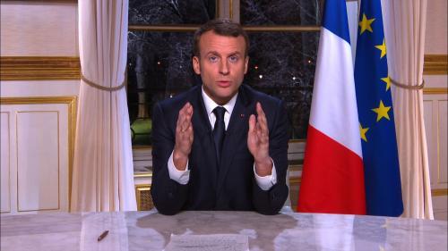 Pour ses premiers vœux, Emmanuel Macron a été regardé par 11,2 millions de téléspectateurs