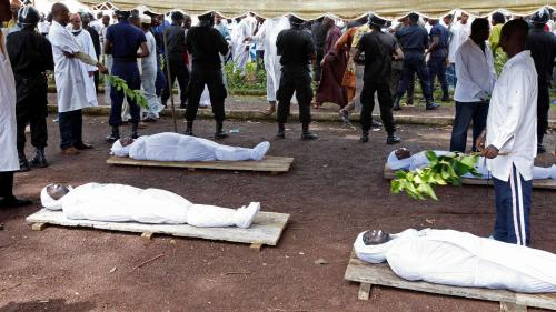 Guinée : neuf ans après, le massacre du stade de Conakry bientôt en procès