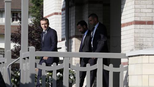 Les CRS chargés de surveiller la maison des Macron au Touquet réclament un abri
