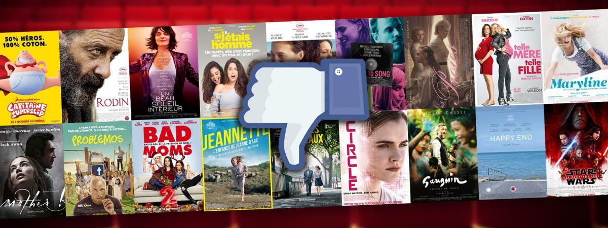 34cac5f73425d Cinéma   les 25 films que les Français ont le moins aimés en 2017 ...