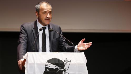 Le nationaliste Jean-Guy Talamoni est élu président de l'Assemblée de Corse