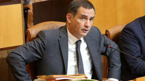 """Corse: """"On entendra parler à la fois français et corse"""" à la nouvelle collectivité territoriale, assure Gilles Simeoni"""
