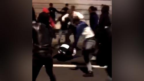 """RECIT. """"Un mec a crié 'Tapez-les !'"""" : à Champigny-sur-Marne, la soirée du Nouvel An vire au passage à tabac de policiers"""