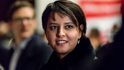 Najat Vallaud-Belkacem n'est pas candidate à la direction du PS