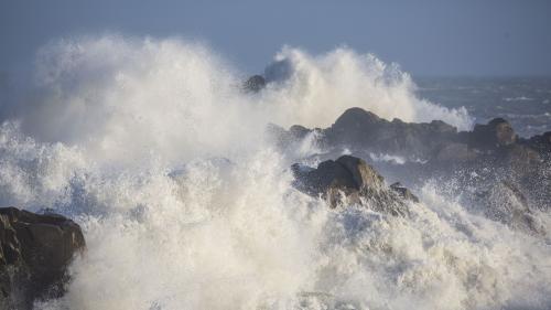 DIRECT. Tempête Eleanor : la vigilance orange est étendue aux Alpes-Maritimes et concerne désormais 49 départements