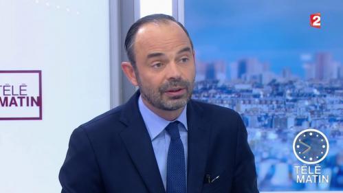 """VIDEO. Agression de policiers à Champigny-sur-Marne : Edouard Philippe souhaite une """"grande sévérité judiciaire et pénale"""""""