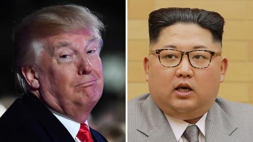 """Corée du Nord : Donald Trump répond à Kim Jong-un et affirme avoir un bouton nucléaire """"plus gros et plus puissant"""" que le sien"""