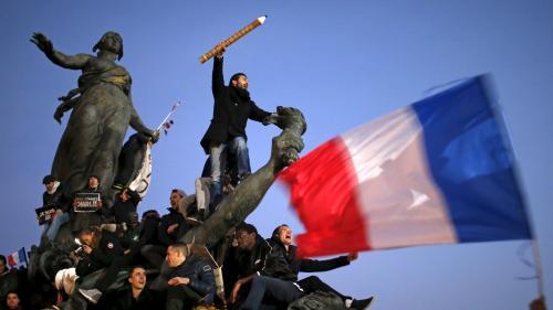 """Marche du 11 janvier : """"Un moment qui est resté éphémère"""", selon """"l'homme au crayon"""""""