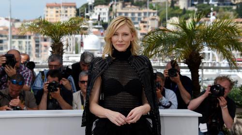 L'actrice australienne Cate Blanchett présidera le jury du 71e festival de Cannes