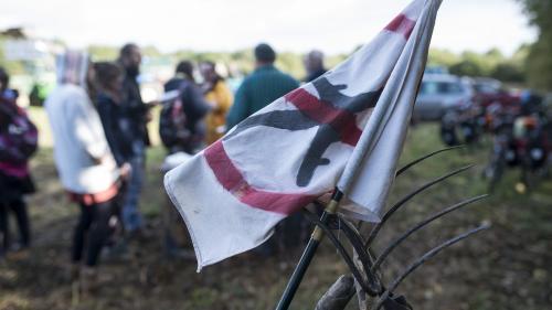 Notre-Dame-des-Landes: un Français sur deux favorable à un recours à la force pour évacuer les zadistes