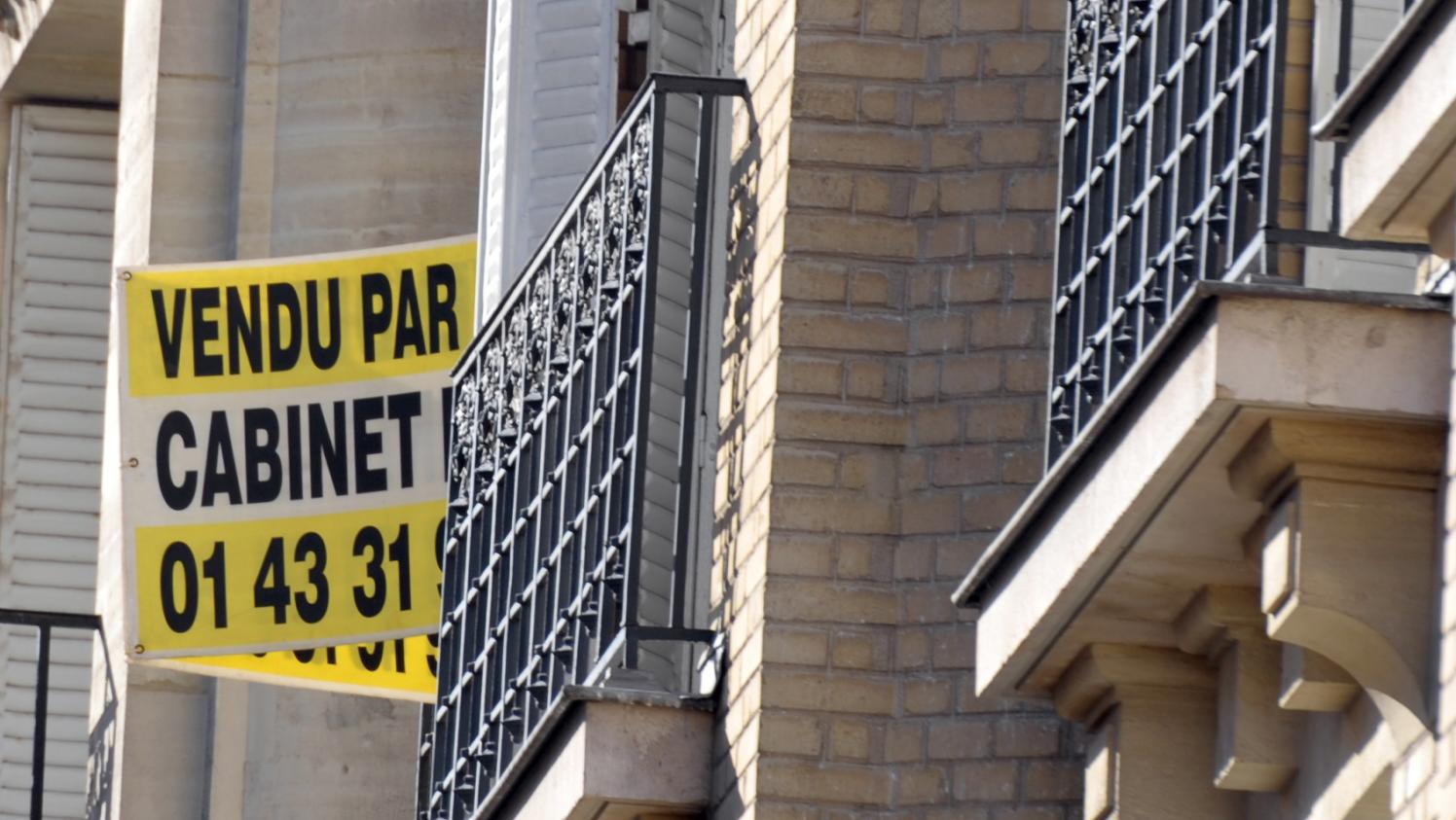 Coronavirus : le secteur de l'immobilier est à l'arrêt