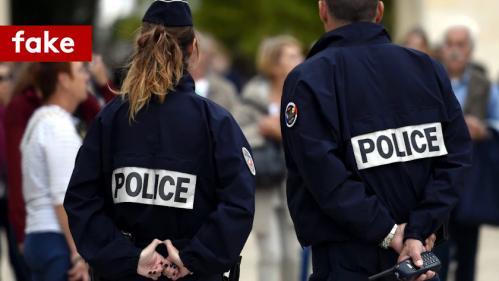 nouvel ordre mondial | Le vrai du faux. Non, 18700 policiers et gendarmes n'ont pas été blessés