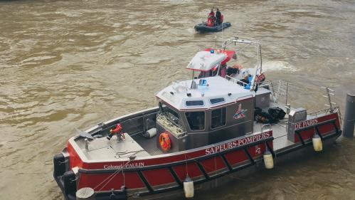 nouvel ordre mondial | Paris : une policière de la brigade fluviale disparaît dans la Seine lors d'un exercice