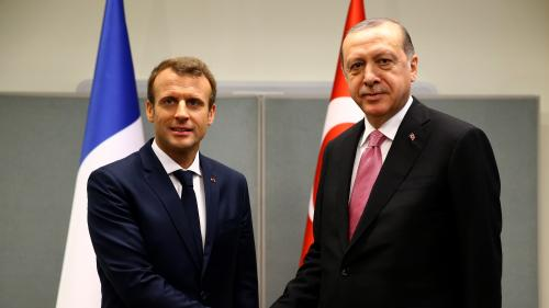 DIRECT. Regardez la conférence de presse d'Emmanuel Macron et de Recep Tayyip Erdogan
