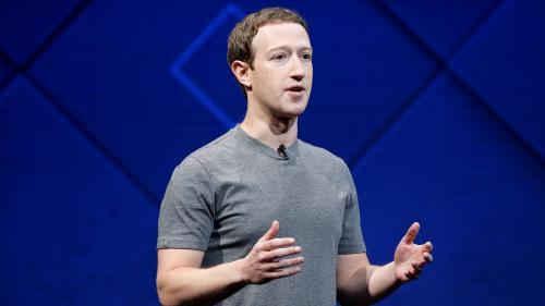 """Mark Zuckerberg, le patron de Facebook, promet de """"réparer"""" le réseau social et de lutter contre les """"fake news"""""""
