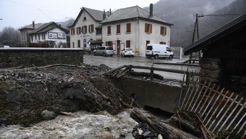 Les tempêtes Carmen et Eleanor ont occasionné 200millions d'euros de dégâts, selon une estimation provisoire