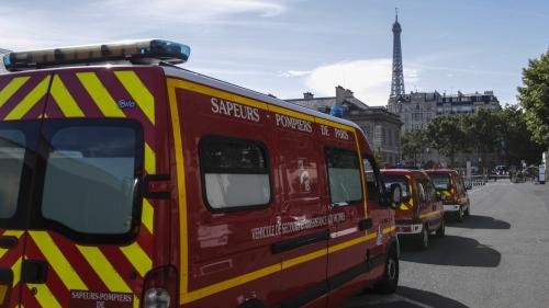 nouvel ordre mondial   Paris : deux ouvriers se tuent après l'effondrement du toit d'un immeuble en travaux