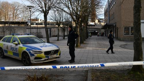 nouvel ordre mondial   Un mort et une blessée dans une explosion près d'une bouche de métro à Stockholm