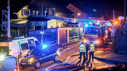 Pas-de-Calais : quatre personnes, dont deux pompiers, meurent dans l'incendie d'une maison