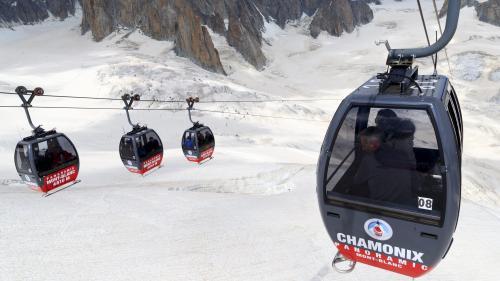Eleanor : le câble porteur de la télécabine Panoramic Mont-Blanc a été sectionné, la saison estivale compromise