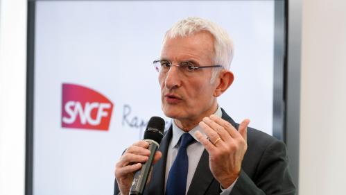 """SNCF : """"Guillaume Pepy est un peu un dinosaure, mais dans les circonstances actuelles, il n'y a pas de bon ou de mauvais patron"""""""