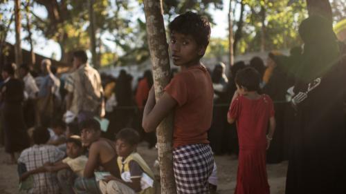 franceinfo junior. La situation des Rohingyas expliquée à des collégiens