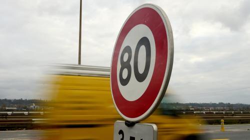 """Limitation de la vitesse à 80 km/h : """"Toute décision politique est vécue comme une intrusion par les automobilistes"""""""