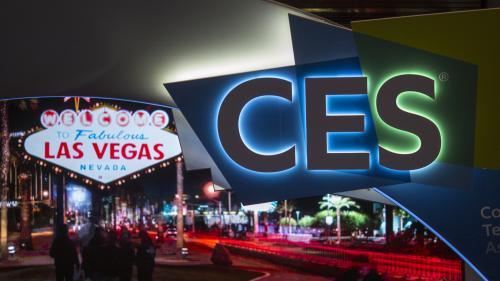 À Las Vegas, les start-up françaises présentent leurs innovations
