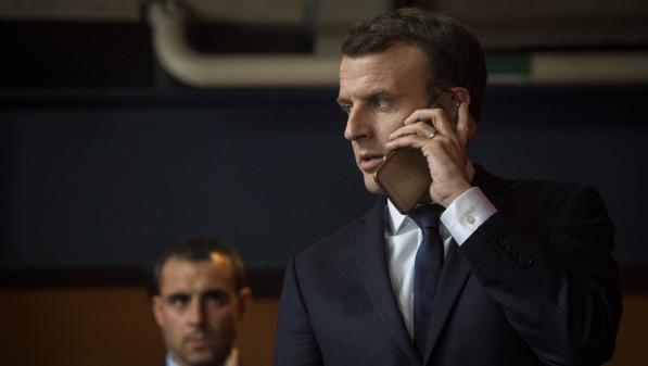 Deux hommes bientôt jugés pour avoir usurpé l'identité d'Emmanuel Macron dans des e-mails