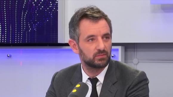 Florian Bachelier, député La République en marche d'Ille-et-Vilaine, premier questeur de l'Assemblée nationale, invité de Tout est politique mercredi 10 janvier 2018.