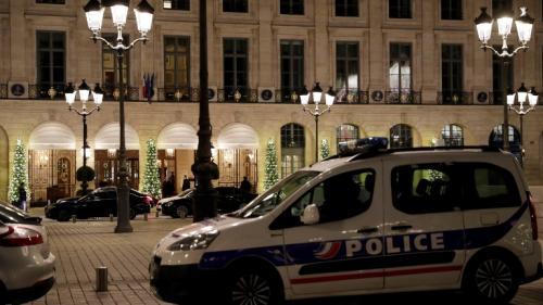 Ce que l'on sait du spectaculaire braquage au Ritz, à Paris