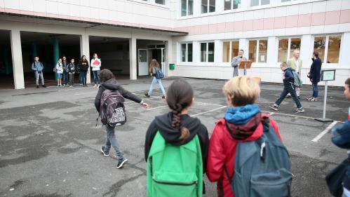 CARTE. La crèche, l'école ou le lycée de votre enfant sont-ils construits sur des sols pollués?