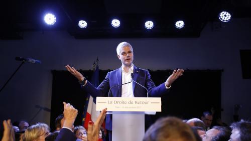 ENQUETE FRANCE 2. Comment Laurent Wauquiez, président de la région Auvergne-Rhône-Alpes, arrose de subventions son fief du Puy-en-Velay