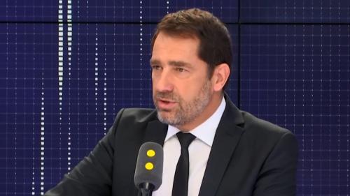 """Lactalis : Christophe Castaner dénonce un """"dysfonctionnement global"""", """"pas acceptable"""""""
